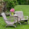 Purchase some outdoor furniture
