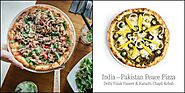 "A Restaurant in Vietnam Introduces 3 Peace Pizzas Including ""India-Pakistan Peace Flavor"""