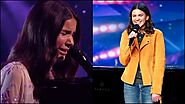 Pakistani Girl Sirine Jahangir Wins Hearts With Superb Performance At Britain's Got Talent - Lahorified