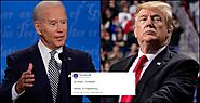 Joe Biden's use of InShaAllah to Mock Trump Raises Eyebrows of Everyone on Twitter - Lahorified