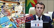 'Boycott French Products Drive' Gathers Pace Across the World: HATS OFF - Lahorified