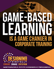 Game-Based Learning is a Game Changer in Corporate Training
