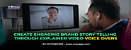 Pivot Your Brand Message Using Engaging Explainer Video Voice Overs - Voyzapp