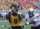 West Virginia Mountaineers vs Oklahoma State Cowboys - 3:30pm Saturday October 25th
