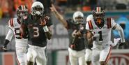 Miami Hurricanes vs Virginia Tech Hokies - 8pm EST Thursday October 23rd