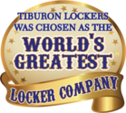 Tiburon Lockers - Coin and Electronic Locker systems and service at no cost to you