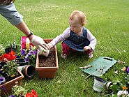 HOW TO: Get Your Children Excited About Gardening
