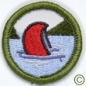 Demerit Badges for funny things that go wrong in the outdoors