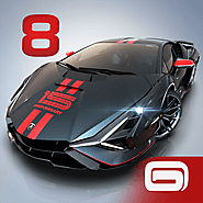 Asphalt 8: Racing without any Limits - Mobile Games