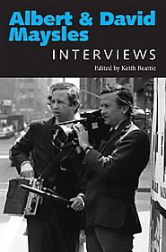 Albert and David Maysles: Interviews (Conversations with Filmmakers Series)
