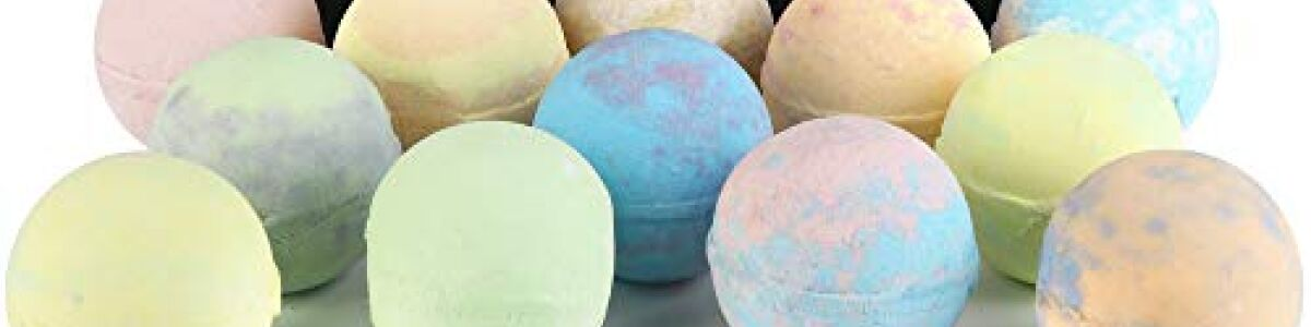 Headline for Bath Bombs for Rest and Relaxation
