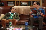 Decorate Your Home In TBBT Style: Sheldon And Leonard's Apartment - Cute Furniture