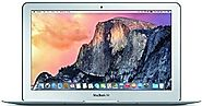 Apple MacBook Air MJVM2LL/A 11.6-Inch laptop(1.6 GHz Intel i5, 128 GB SSD, Integrated Intel HD Graphics 6000