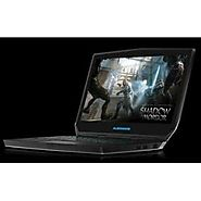Alienware WQXGA+ 13-Inch Touchscreen Gaming Laptop (Intel Core i7 5500U, 16 GB RAM, 512 GB SSD, Silver and Black)