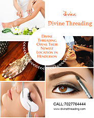 Divine Threading - Waxing Services in Henderson