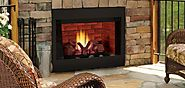 BBV Series B Vent Gas Fireplace by Wilshire Fireplace Shop