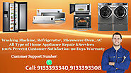 Whirlpool best washing machine repair service in hyderabad