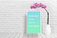 Success Digital Wall Art, Motivational Wall Art, Digital Design