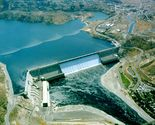 The biggest dam – GRAND COULEE DAM