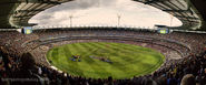 The largest Cricket Stadium – MELBOURNE STADIUM