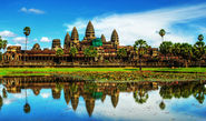 The biggest temple – ANGOR WAT