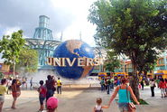 The biggest studio – UNIVERSAL STUDIO