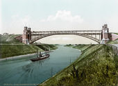 The biggest canal – KEIL CANAL