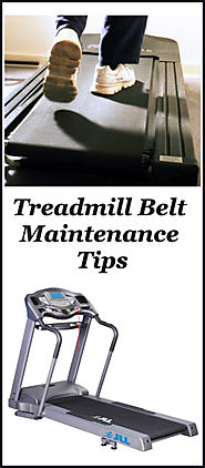 treadmill belt maintenance tips