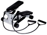 Sunny Health; Fitness Mini Stepper with Resistance Bands