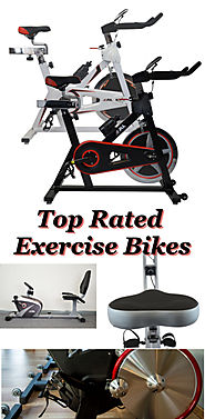 Top Rated Exercise Bikes 2017