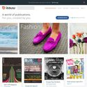 ISSUU - Digital Publishing Platform for Magazines, Catalogs, and more