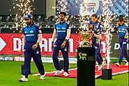 MI Cruise To 5th IPL Championship After Defeating DC In The Finals