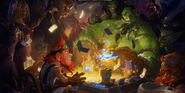 Hearthstone for iPhone and Android Slated for Early 2015
