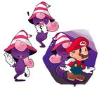 Vivian from Paper Mario: The Thousand-Year Door