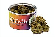 Buy Hemp CBD Flower - Flower Of Life CBD