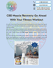 What is CBD Muscle Recovery Bundle | Flower Of Life CBD
