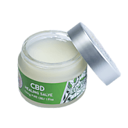 Organic CBD Healing Salves from Naturally Sourced CBD
