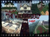 The Walking Dead Map 1.8/1.7.10 and 1.7.2