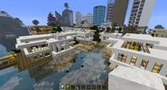 Modern City Map 1.8/1.7.10 and 1.7.2