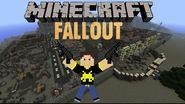Fallout Adventure Survival Map 1.8/1.7.10 and 1.7.2