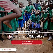 UNESCO's Global Education Monitoring Report puts Inclusion on the Agenda -