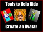 Tools to Help Kids Create an Avatar