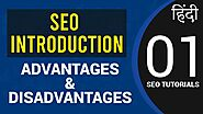 SEO Introduction Hindi | Advantages-Disadvantages | Why It's Important?