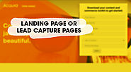 How to Create Ultimate Lead Capture Landing Pages