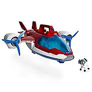 Paw Patrol, Lights and Sounds Air Patroller Plane (Age 3-8)