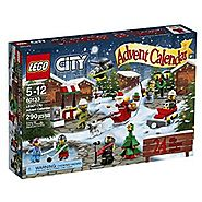 LEGO City Town 2016 Advent Calendar (Ages 5-12)