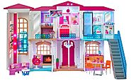 Barbie Hello Dreamhouse (Ages 3-7)