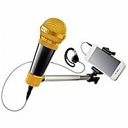SELFIE MIC Music Set (Ages 8-15)