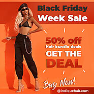 Indique Hair Black Friday Sale