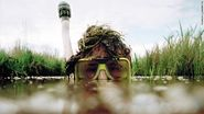 The World Bog Snorkeling Championships: Llanwrtyd Wells, Wales.
